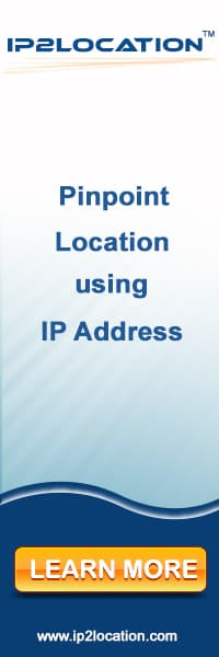 IP2Map com - Track visitors to your website using map for free
